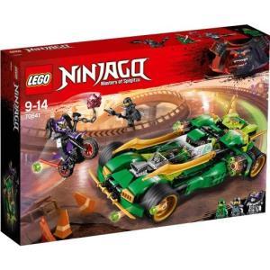 LEGO(レゴ) ニンジャゴー ニンジャ・ナイトクローラー ...