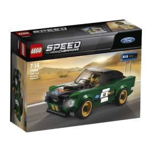 LEGO(レゴ) スピードチャンピオン 1968フォード・マ...