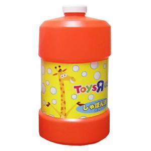 トイザらス限定 しゃぼん液 1.8L...