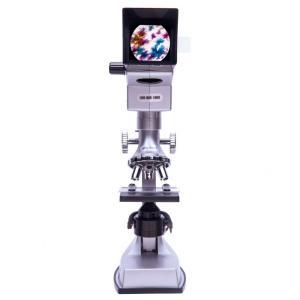 トイザらスオリジナルブランドの顕微鏡です。通常の接眼レンズによる観察に加え、プロジェクター機能で、標...