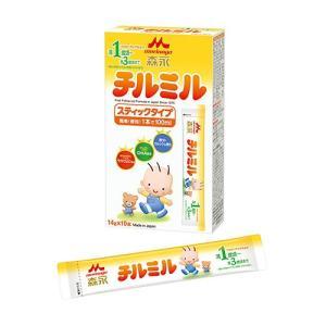 森永フォローアップミルク チルミル ハンディパック 14g×10本【粉ミルク】