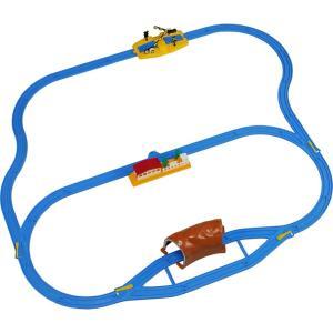 プラレールの基本的な部品が入ったセットです。トンネル、駅、踏切がこのセットだけでそろいます。セット内...