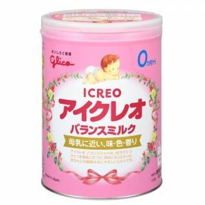 アイクレオのバランスミルク 800g【粉ミルク】