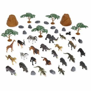 アニマルゾーンはトイザらスのオリジナルブランドです。ライオンや、ゾウ、シマウマ、サイなど、アフリカで...