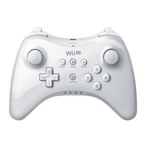 Wii U PROコントローラー (shiro)【送料無料】