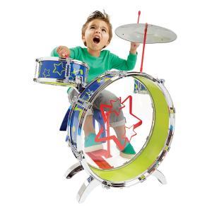 トイザらス ブルーイン SING&PLAY はじめてのドラムセット