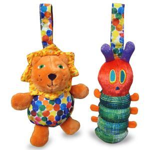 はらぺこあおむし あおむしとライオン チャイムトイ|toysrus-babierus