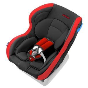 新基準(ECE R44/04)適合の新生児から4歳頃まで使用可能なチャイルドシート。新生児から1歳頃...