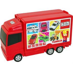 トミカ運ぶよ!トラック(キラピカver)【お菓子】