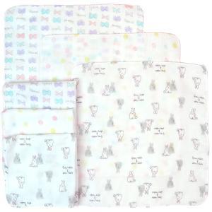 赤ちゃんのお世話に欠かせないガーゼハンカチ。ガーゼ素材は柔らかく、吸水性・速乾性に優れています。敏感...