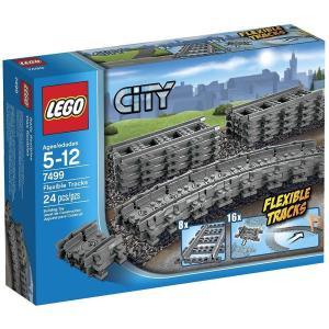 レゴ シティ 7499 フレキシブルレール...