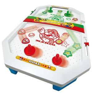 スーパーマリオ ストライクエアホッケーW's(ダブルス) toysrus-babierus