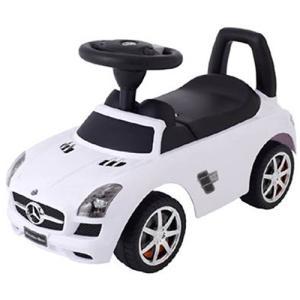 乗用 メルセデスベンツ SLS AMG(ホワイト) 【オンライン限定】【送料無料】 toysrus-babierus
