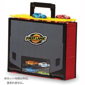 トイザらス ファストレーン レーストラック ミニカー収納ケース