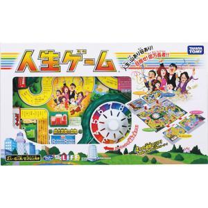 家族でも友達でも楽しめる定番の人生ゲーム フラッグシップモデルです。ベーシックステージを基本に、追加...