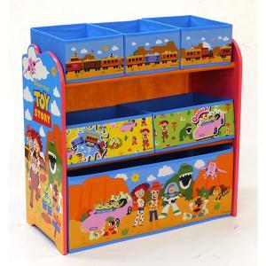 トイザらス限定 トイ・ストーリー おもちゃ収納ラック|toysrus-babierus