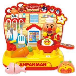 【オンライン限定価格】タッチでおしゃべり スマートアンパンマンキッチン