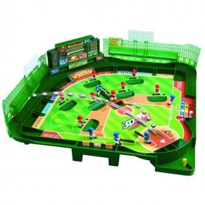 フィールドサイズは『3Dエース』と同じ。投球装置の切り替えで、2D/3Dのピッチングが可能。ボールが...