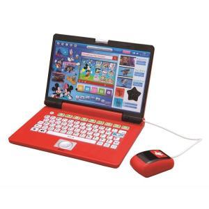 ディズニーとディズニー/ピクサーの世界観あふれるメニュー満載のカラーパソコンです。学習やゲームなど、...