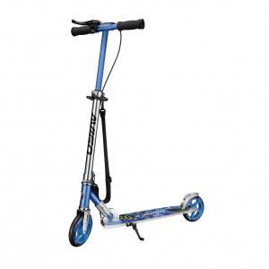 トイザらス  AVIGO  ハンドブレーキ付き 145mm  ビッグウィール スクーター(ブルー)|toysrus-babierus