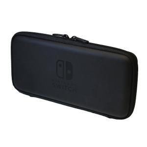 Nintendo Switch専用スマートポーチEVA(ブラ...