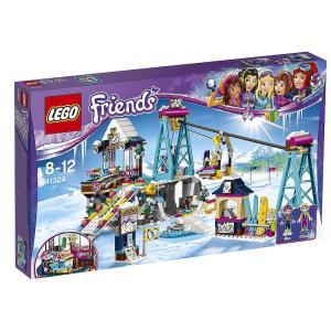 レゴ フレンズ 41324 ハートレイク キラキラスキーリゾート|toysrus-babierus