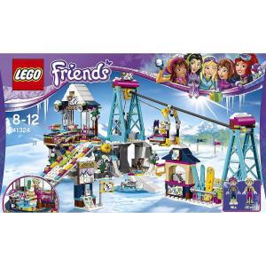レゴ フレンズ 41324 ハートレイク キラキラスキーリゾート|toysrus-babierus|02