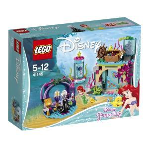 【オンライン限定価格】レゴ ディズニープリンセス 41145 アリエル 海の魔女アースラのおまじない