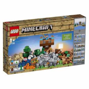 【オンライン限定価格】レゴ マインクラフト 21135 クラフトボックス2.0【送料無料】|toysrus-babierus