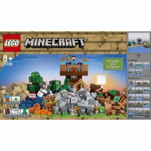 【オンライン限定価格】レゴ マインクラフト 21135 クラフトボックス2.0【送料無料】|toysrus-babierus|02