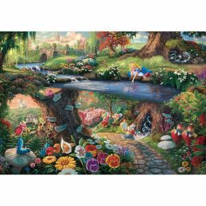 【オンライン限定価格】ディズニー 1000Pジグソーパズル Alice in Wonderland