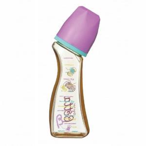 アメリカの小児科医が開発した理想的な哺乳びん「ドクターベッタ哺乳びん」。ママのおっぱいを飲むときと同...