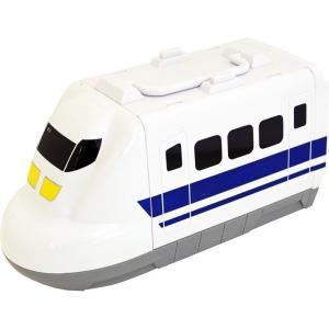 おでかけプラレールケース(700系新幹線)