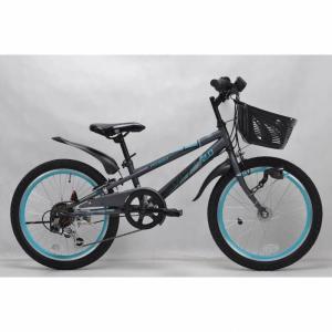 トイザらス AVIGO 20インチ 子供用自転車 サベージ CIデッキ オートライト(グレーブルー)|toysrus-babierus