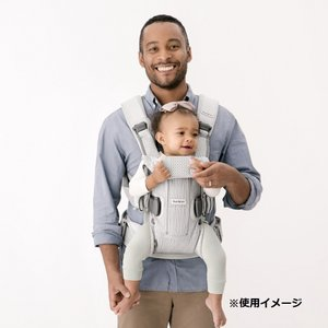 ベビーキャリア ONE KAI エアー(シルバー)【送料無料】 toysrus-babierus 02