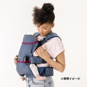 ベビーキャリア ONE KAI(ブラック)【送料無料】 toysrus-babierus 02