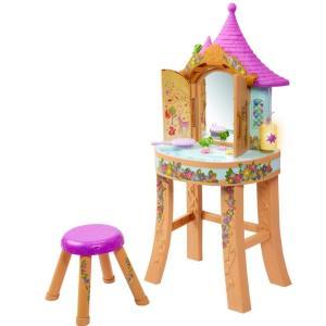 ディズニープリンセス 塔の上のラプンツェル プリンセスドレッサー【送料無料】|toysrus-babierus
