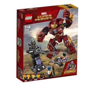 レゴ スーパーヒーローズ 76104 ハルクバスター・スマッ...