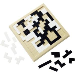 二人で遊ぶブロックスデュオが登場!ピースが黒と白になりリニューアル!1対1でプレイすることで、先を考...