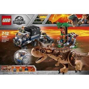レゴ ジュラシック・ワールド 75929 カルノタウルス対ジャイロスフィア【送料無料】