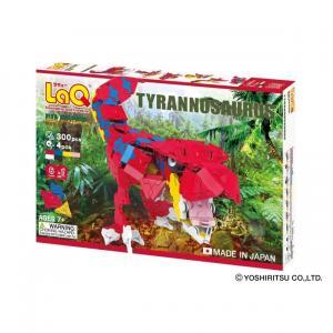 LaQ(ラキュー)ダイナソーワールド ティラノサウルス