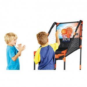 トイザらス スタッツ シングルショット バスケットボールゲーム【クリアランス】|toysrus-babierus