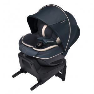 ママの抱っこのような心地よさ、使い勝手が更に進化した新生児からの日本製回転式チャイルドシート  09...