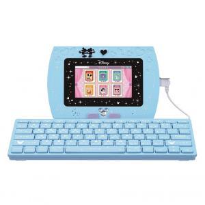 遊びも学びもこれ一台!女の子のあこがれがたっぷりつまった最高級タブレットトイとキーボードのセット。約...