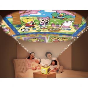 トイザらス限定 しまじろう 天井いっぱい!おやすみホームシアター【クリアランス】【送料無料】