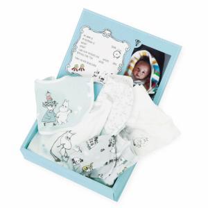 ベビーザらス限定 MOOMINBABY 新生児スターターボックス ムーミン|toysrus-babierus