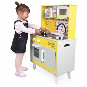トイザらス限定 木製ハッピーデーわくわく IHキッチン【送料無料】