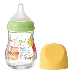 母乳実感 哺乳瓶 my Precious ガラス  160ml (パーティー) toysrus-babierus