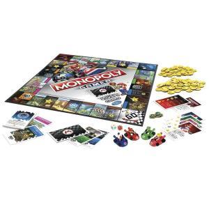 任天堂のマリオカートがモノポリーゲーマーの新作品に登場。このゲームで勝つには、レースで勝利することが...
