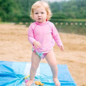 i play(アイ・プレイ)の水遊びパンツはアマリカ生まれのスイミングパンツ。オムツの機能がついた水...